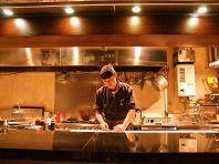 職人の技が光る料理の数々