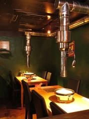 焼肉MONSTER 長岡堺町店の雰囲気1