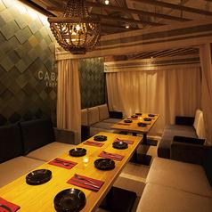 CABANA TERRACE カバナテラス 名古屋栄店の特集写真