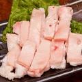 料理メニュー写真【超レア】とろコリコリ