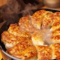 料理メニュー写真博多一口鉄板餃子