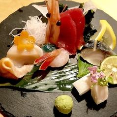 海鮮酒肴 おさるのこしかけのおすすめ料理1
