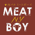 肉バル MEAT BOY N.Y ミートボーイ ニューヨークのロゴ