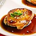 【常連様のお気に入り】山芋とスモークチーズのバター醤油