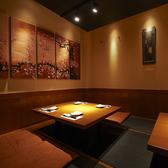 水炊き 季節料理 新宿 なごみの雰囲気2
