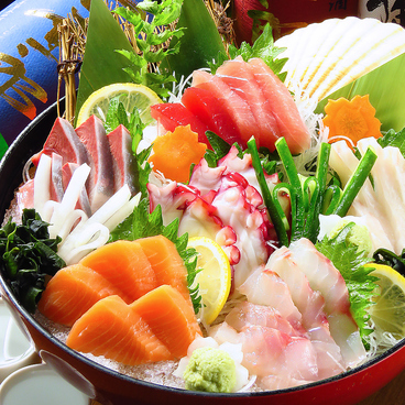 旬菜縁席 花の舞 郡山駅前店のおすすめ料理1