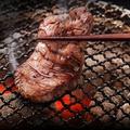 料理メニュー写真仙台名物 厚切り牛タン焼き