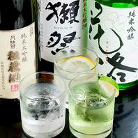 純米大吟醸を低温熟成十六年貯蔵古酒