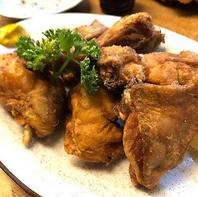 自慢の若鶏料理