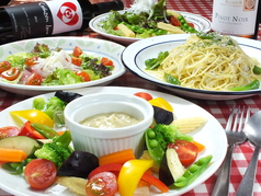 錦イタリア食堂 コントルノの写真