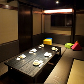 テーブル個室(写真は系列店)