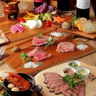 『肉好き必見!!』自慢のお肉料理の数々・・・