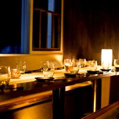 立川の夜景を楽しみつつ至極の料理をお楽しみください