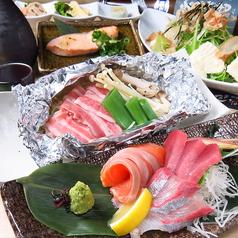 創作和食 海鮮と日本酒 たきねのおすすめ料理1