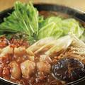 料理メニュー写真はち鳥名物 奥三河鶏と八丁味噌の鶏味噌鍋 1人前