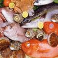 ◆市場直送の鮮魚、ご宴会に華を添える彩り鮮やかな旬野菜をぜひご賞味下さい。手間隙をかけてこその「逸品」であることを、お酒だけではなく、厳選された食材からもお伝えすることが出来れば幸いです。匠の技をぜひ一度ご堪能下さいませ。