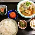 料理メニュー写真豚と大根の角煮定食