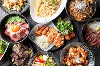 ガッツリ×ヘルシー♪お肉料理も豊富にご用意!!