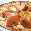 料理メニュー写真トマトとゴーダチーズ