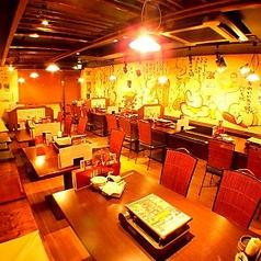 赤から 広島えびす店の雰囲気1