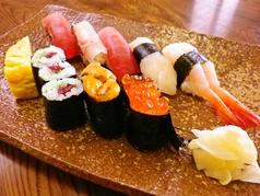 亀井鮨の写真