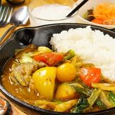 野菜を食べるカレー camp なんばダイニングメゾン店 大阪のグルメ