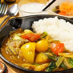 野菜を食べるカレー camp なんばダイニングメゾン店の写真