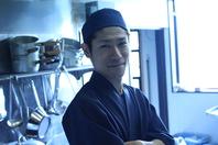 板長の岡田です。(京都出身)
