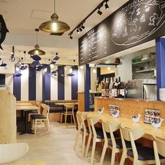 とろさば料理専門店 SABAR+ 広島国際通り店の雰囲気1