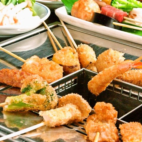 【学生応援プラン!】食べ放題+ソフトドリンク飲み放題 2300円!!