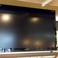 46インチ大型テレビを無料で貸し出しOK
