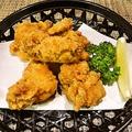 料理メニュー写真定番鶏のから揚げ