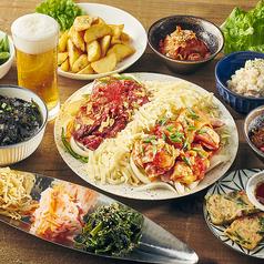 The Resort Summer Korean Fes 2021 ザ リゾート サマー コリアン フェスのおすすめ料理1