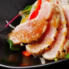 淡路鶏のタタキ
