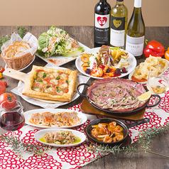 タパスブランコ コレットマーレ みなとみらい店のおすすめ料理1