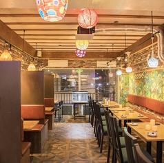 アジアン屋台 Chao Paribarの雰囲気1