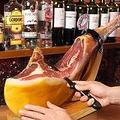 料理メニュー写真イベリコ豚の生ハム