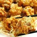 料理メニュー写真炸鶏段