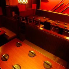 会社宴会や同窓会に最適な貸切スペースは16名~最大22名まで可能!即予約でも受付しています!飲み放題やオトクな宴会コースもご用意しています。