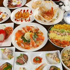 お肉&魚介 Dining はっちゃくの写真