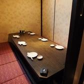 6名様個室★合コンや仲の良い人同士の飲み会に★※系列店との併設店舗です。
