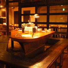 汁べゑ シルベエ 渋谷店 チョップスティックカフェの雰囲気1