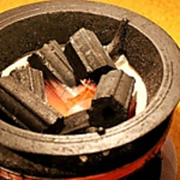 本格 炭火焼肉を自家製の生ダレで!
