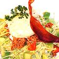 料理メニュー写真ちゅら風タコライス