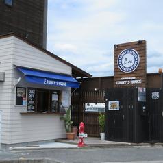Cafe&Dining Bar TONNY'S HOUSE トニーズハウスの雰囲気1