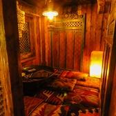 【ロフト席】リニューアルでお座敷の完全個室ができました!誰にも邪魔されない特別な空間♪