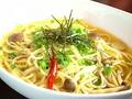 料理メニュー写真和風きのこスープパスタ
