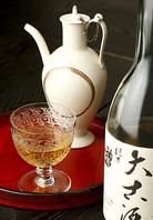 長期熟成された日本酒の古酒