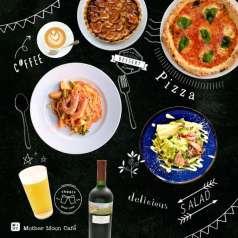 マザームーンカフェ ミント神戸店の特集写真