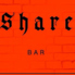 Bar Share バー シェアーのロゴ